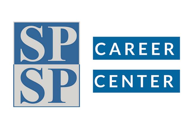 SPSP Career Center