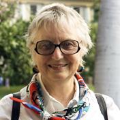 Photo of Elaine Hatfield headshot