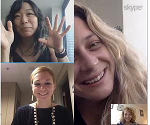 Marginalia Team on Group Chat