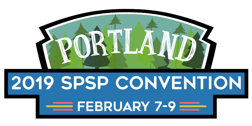 Portland SPSP2019 logo