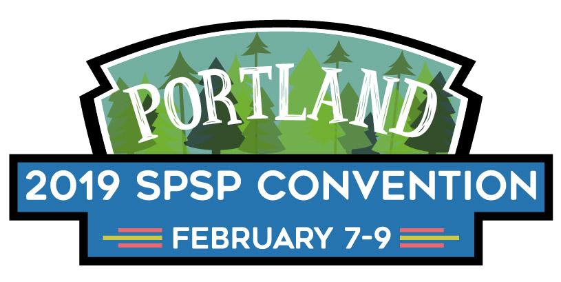 Portland SPSP2019 logo