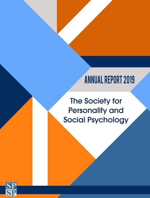 2019 Annual Report for the Society for Personality and Social Psychology