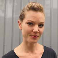 Sarah Humberg   headshot