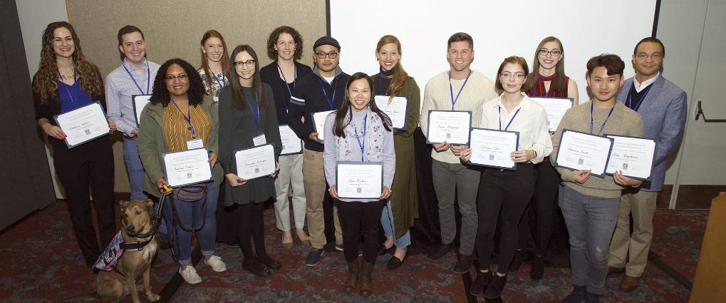 Undergraduate Student Poster Awards