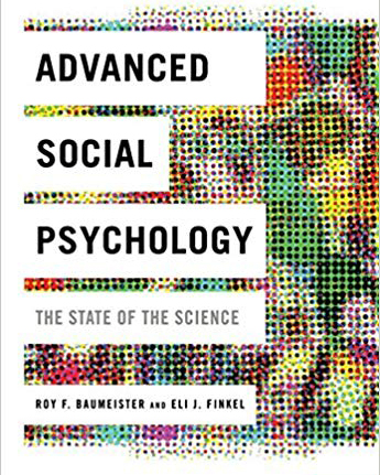 Advanced Social  Psychology