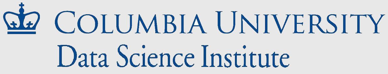 Columbia University Data Science Institute logo