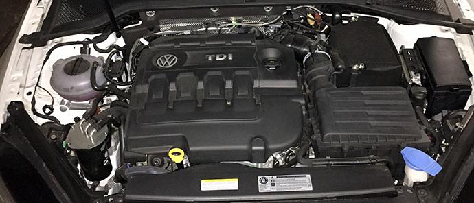 VW Engine