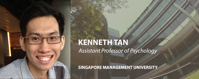 Member Spotlight - Kenneth Tan - Singapore Management University