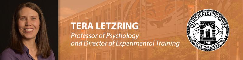 Tera Letzring Member Spotlight