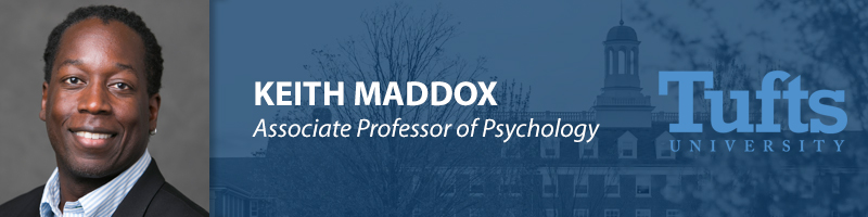 Keith Maddox Member Spotlight