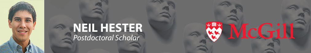 Neil Hester Postdoctoral Scholar McGill University