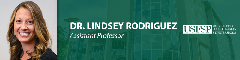 Member Spotlight of Dr. Lindsey Rodriguez
