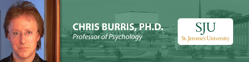 Chris Burris, Ph.D.