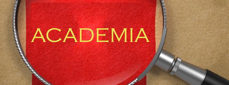 Spotlight on academia