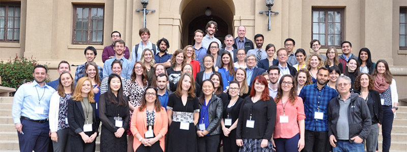 Image of attendees of University of California Well-Being Conference 2017