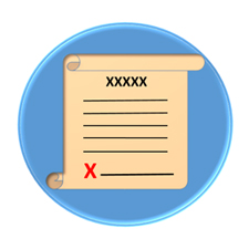 Planned Giving Document button
