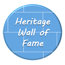 Heritage Wall of Fame button